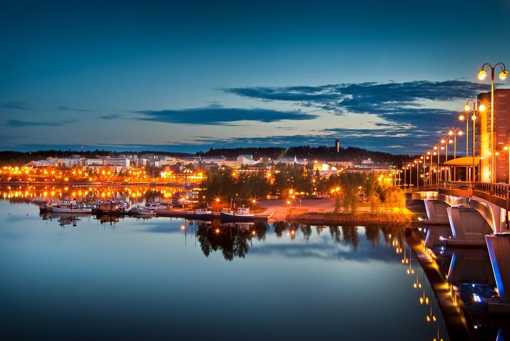 Jyväskylä Valon kaupunki 1